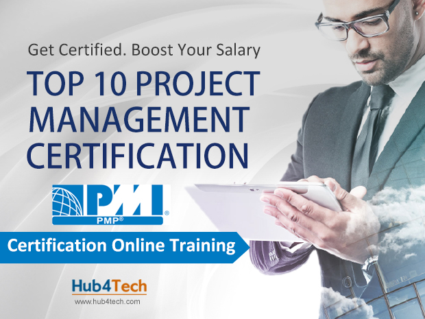 Top 10 Project Management Certifications – Hub4Tech.com